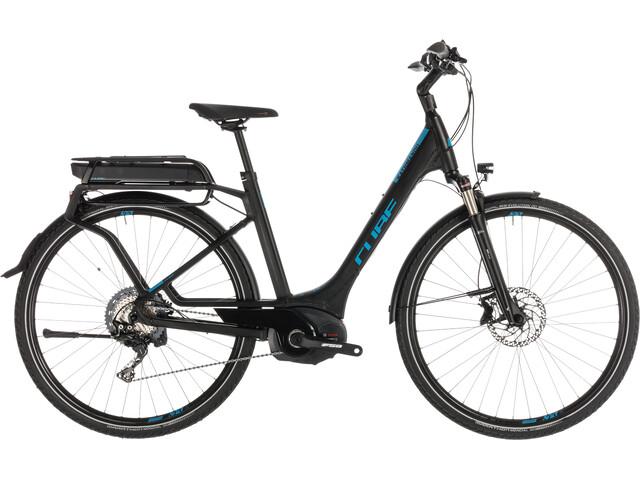 Cube Kathmandu Hybrid EXC 500 E-trekkingcykel Easy Entry sort